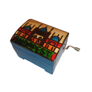 Music box from Budapest