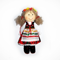 Doll girl from Cracow (blond)